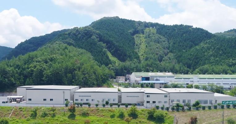 インターメドジャパン岡山DC発電所